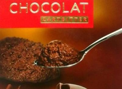 Czekolada deserowa nadziewana musem czekoladowym z truflą - Rossmann
