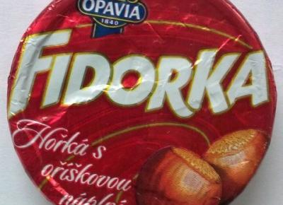 Wafelek Fidorka orzechowy - Mondelez