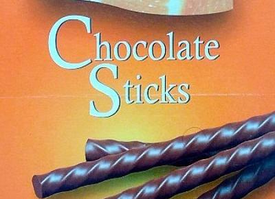 Słodycze z czekoladą z dodatkiem smaku pomarańczy - Czar Słodyczy