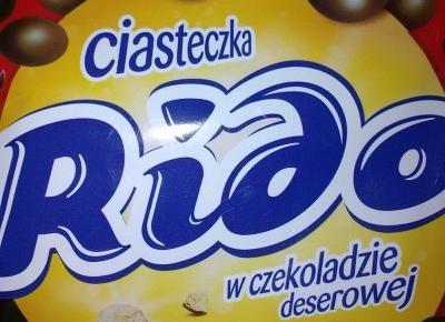 Ciasteczka Rido - Dr Gerard