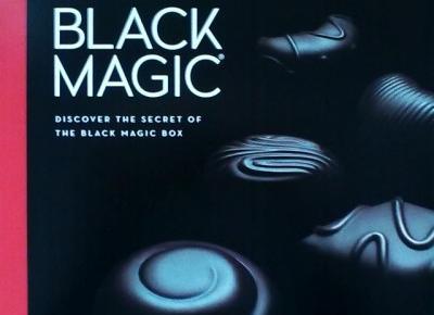 Czekoladki deserowe Black Magic - Nestle