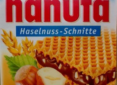 Wafelki Hanuta - Ferrero