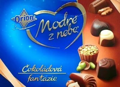 Bombonierka Cokoladova Fantazie - Orion Nestle