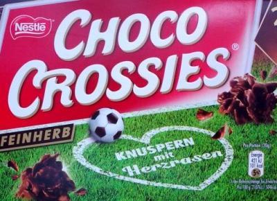 Płatki kukurydziane w czekoladzie - Nestle