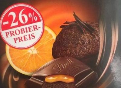 Edelbitter (Creation 70%) Mousse Orange - Lindt