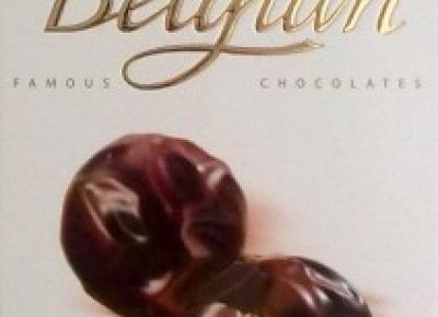 Mini bombonierka Almond Cream Truffines - Belgian Famous Chocolates