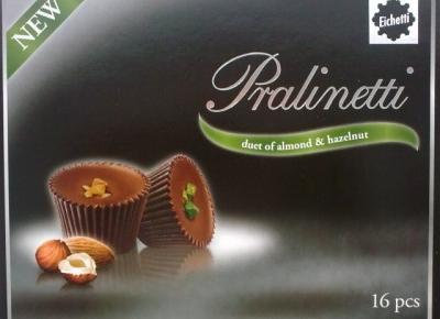 Pralinetti duet of almond & hazelnut - Eichetti