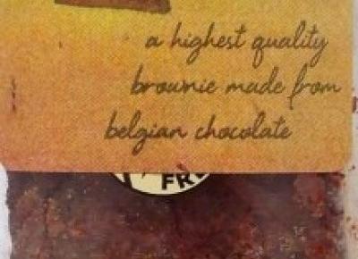 Chocolate Bar gluten free - Coffee Heaven