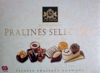 Pralines Selection - J. D. Gross