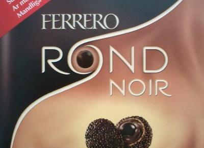 Praliny Ferrero Rond Noir