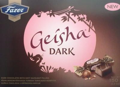Cukierki Geisha Dark - Fazer