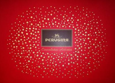 Bombonierka Perugina Cioccolatini Assortiti - Nestle