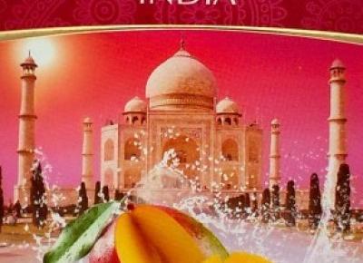 Mleczna czekolada z mango Summer Venture India - Heidi