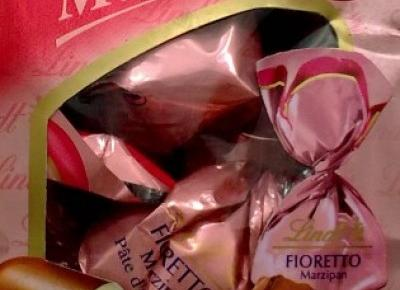 Fioretto Marzipan minis - Lindt