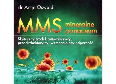 MMS mineralne panaceum - dr Antje Oswald