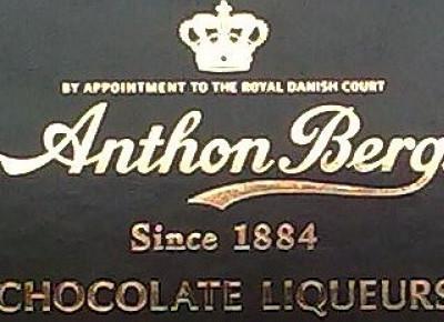 Bombonierka alkoholowa Chocolate Liqueurs - Anthon Berg