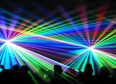 Zastosowania laserów - magia świateł XXI wieku