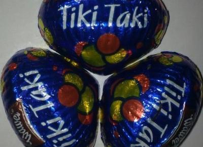 Czekoladki Tiki Taki - Wawel