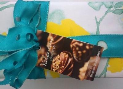 Czekoladki Valentino Yellow Flower