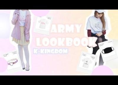 ARMY LOOKBOOK/K-KINGDOM