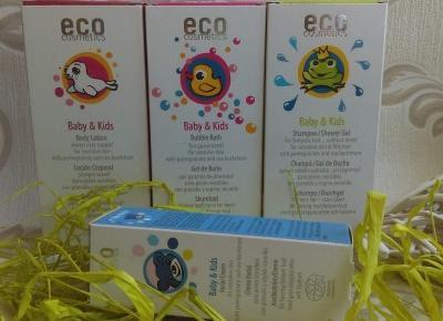 Cosmetics reviews : Pielęgnacja dzieci - kolorowo i naturalnie
