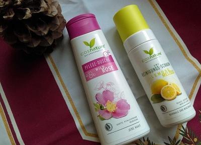 Cosmetics reviews : Naturalna pielęgnacja z marką Cosnature