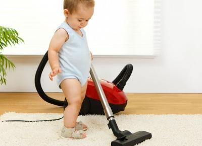 Cosmetics reviews : Jak posprzątać w pokoju małego dziecka?
