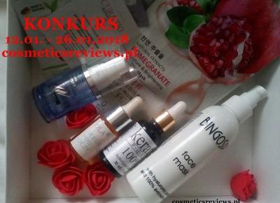 Cosmetics reviews : Konkurs - Jaki jest Twój ulubiony kosmetyk?