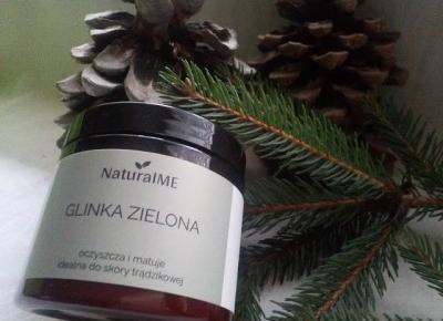 Cosmetics reviews : Glinka zielona - idealny detox dla skóry