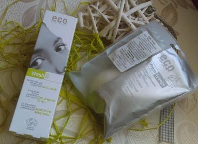 Cosmetics reviews : Oczyszczanie twarzy z Eco Cosmetics