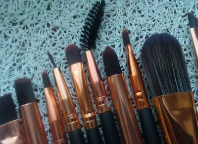 Chińskie pędzle - czy warto? - Cosmetics reviews blog