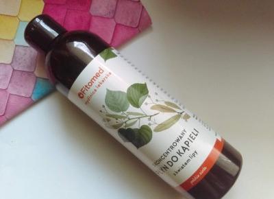 Cosmetics reviews : Płyn do kąpieli z kwiatem lipy - zapach który niesamowicie odpręża i uspokaja.