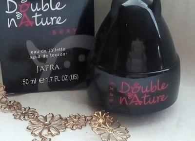 Cosmetics reviews : Double Nature Sexy - kuszące zapachy Jafra Cosmetics