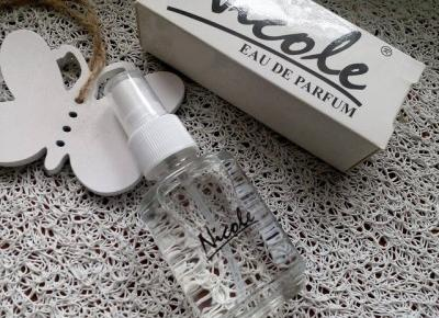 Perfumy Nicolle - mała buteleczka, a cieszy . - Cosmetics reviews blog