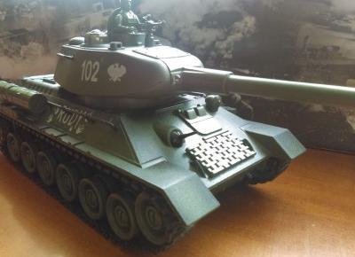 Cosmetics reviews : Zabawka, która ucieszy dziecko i może być fajną pamiątką dla fana militariów.