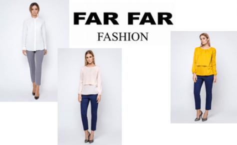 Cosmetics reviews : Far Far Fashion - wygodne stylizacje na każdą okazję