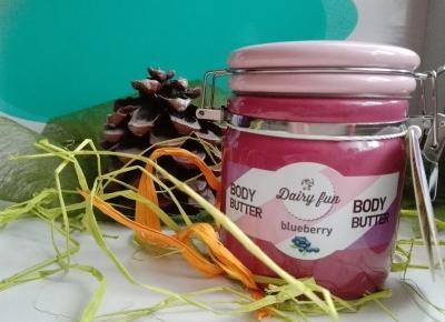 Cosmetics reviews : Magia zapachów  i pielęgnacja ciała z Dairy Fun