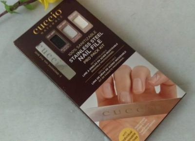 Cosmetics reviews : Akcesoria niezbędne do manicure