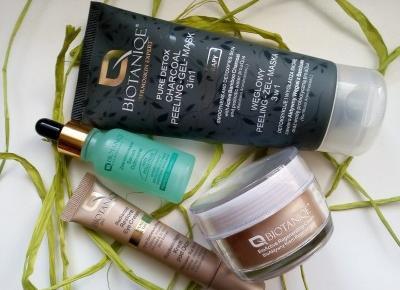 Cosmetics reviews : Intensywna terapia odżywcza skóry / Biotaniqe