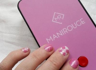 Cosmetics reviews : Manirouge- szybki sposób na piękne paznokcie.