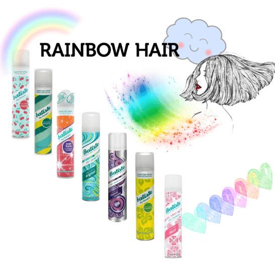 Suchy szampon do włosów Batiste | INSZAWORLD - blog