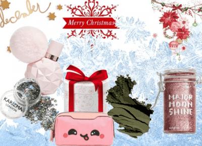 Kosmetyczne propozycje prezentów mikołajkowych | INSZAWORLD - blog