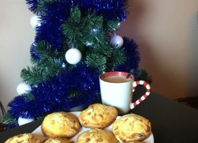 Blogmas-11.12 Holenderskie ciasteczka marcepanowe | INSZAWORLD - blog
