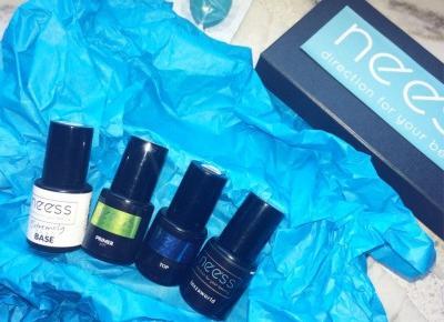 Manicure hybrydowy z produktami od Neess | INSZAWORLD - blog
