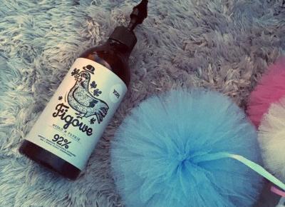 Figowe mydło w płynie YOPE | INSZAWORLD - blog