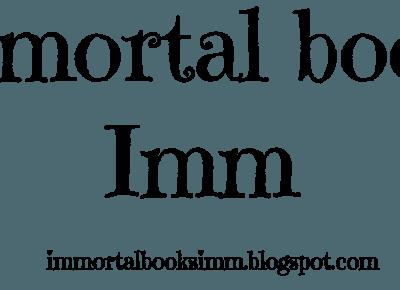 Immortal books Imm : Zły przyjaciel mojego brata #1