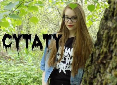 Imm: Cytaty #4 Bring Me the Horizon