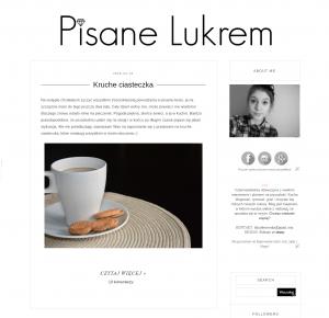 Pisane Lukrem - Egee.pl