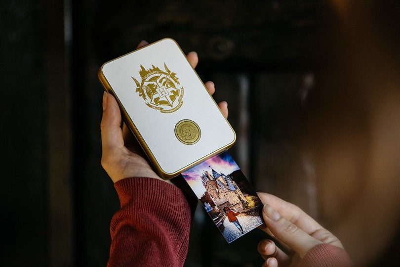 Drukarka, która drukuje ruchome zdjęcia rodem z Harry'ego Pottera!