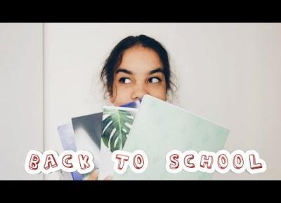 Czemu wakajce się skończyły ?! | BACK TO SCHOOL 2018🏫